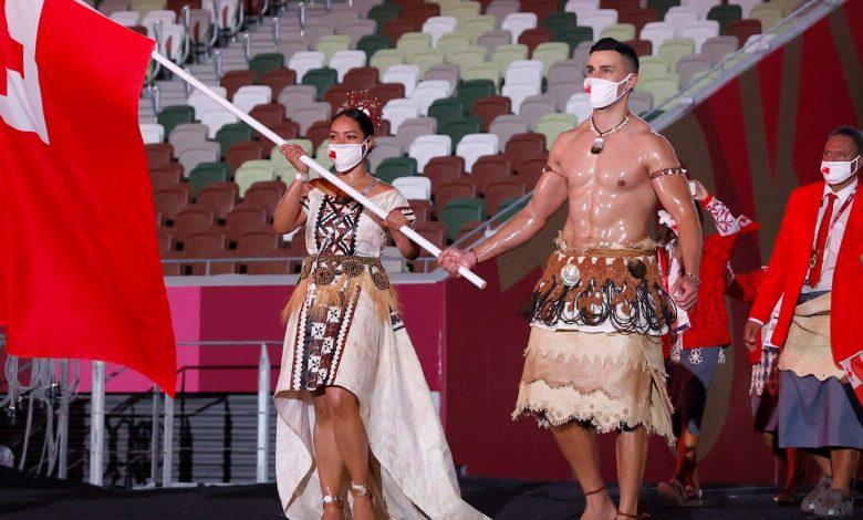 Pita Taufatofua, The Oiled-Up Flag Bearer from Tonga, Returns