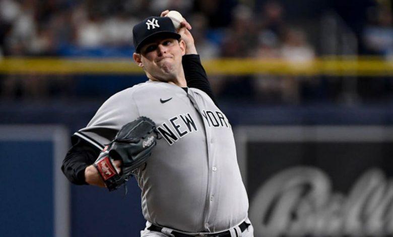 Montgomery Stops 8-Start Winless Streak, Yanks Top Rays – CBS New York