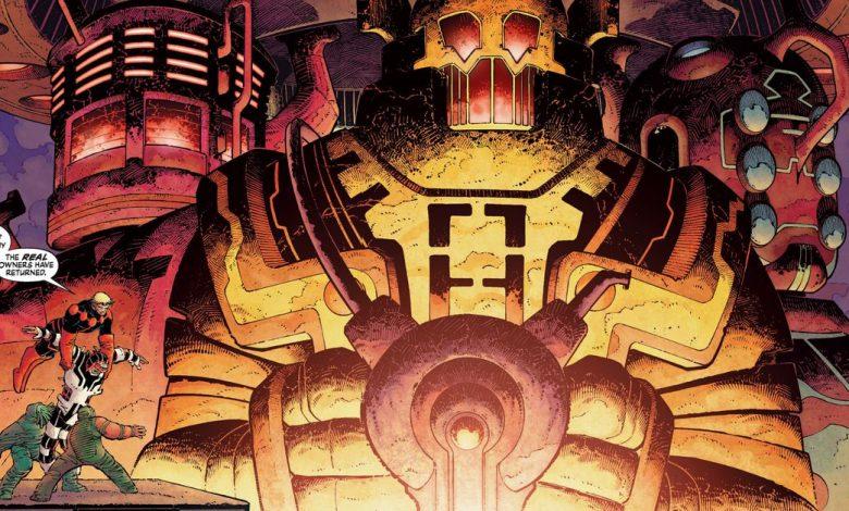 Who are Marvel's Eternals? Neil Gamain's comics explain them the best