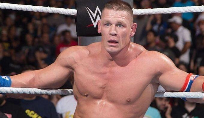 John Cena WWE Return date