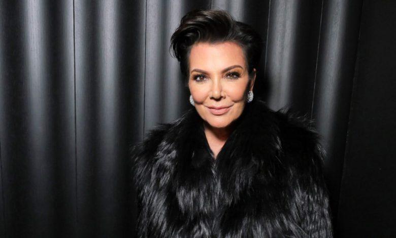 How does Kris Jenner feel about Kar-Jenner's ex?