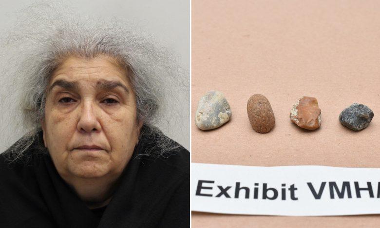 Jewel thief sentenced for brazen $5.7M diamond heist