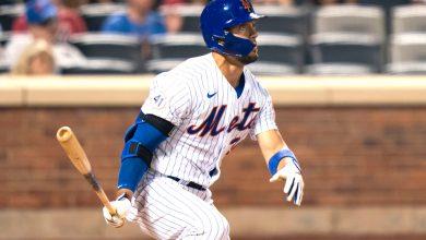 Mets' Michael Conforto shows sign of ending slump