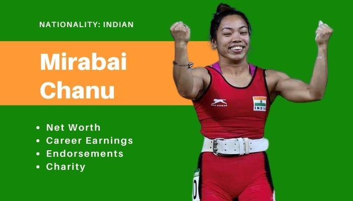 Mirabai Chanu Net Worth, Salary, Records and Olympic Achievements