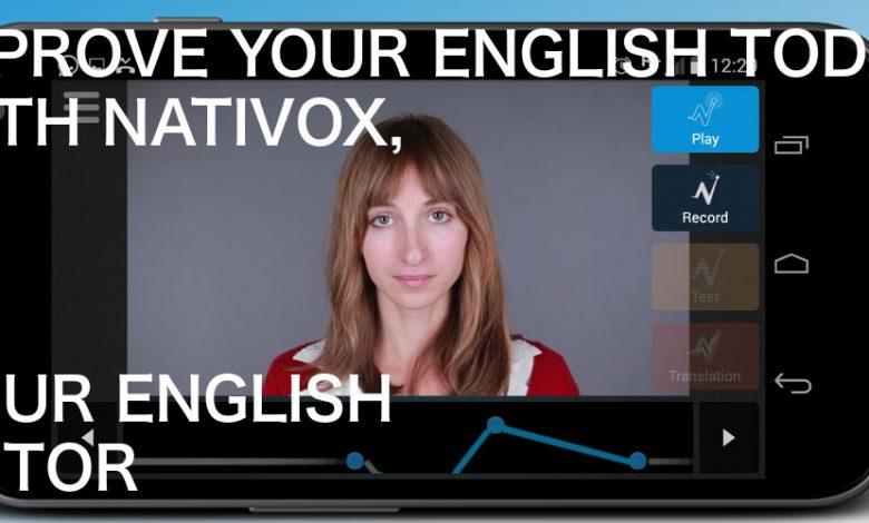 Nativox your english tutor Full