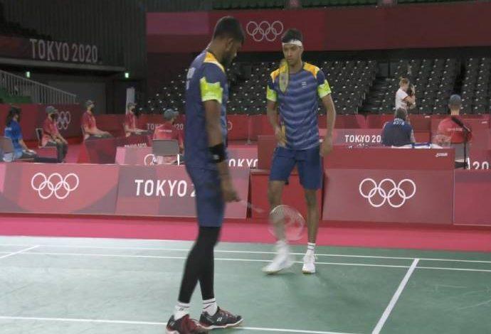 Tokyo Olympics Badminton: World No. 1 Indonesians thrash Satwik & Chirag 21-13, 21-12 in a pool match