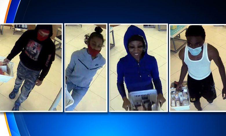 Long Island A Hot Spot Of 'Organized, Brazen' High-End Shoplifting – CBS New York