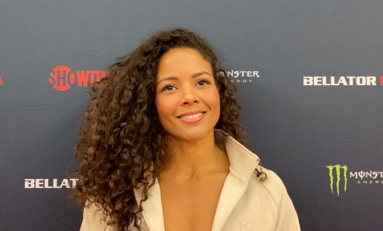 Denise Kielholtz sees 'sloppy' parts of Velasquez's game