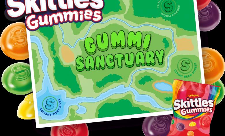 SKITTLES Gummies Opens a Gummi Sanctuary to Protect Gummi's