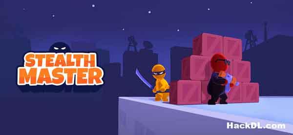 Stealth Master - Ninja Assassin