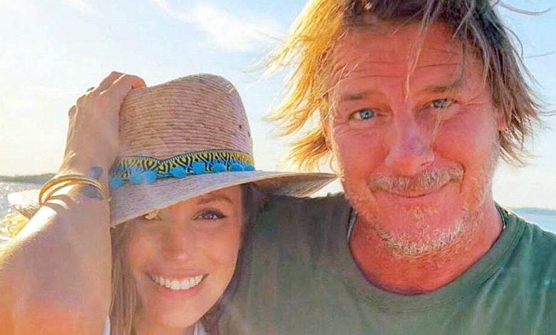 Ty Pennington Is Engaged to Girlfriend Kellee Merrell