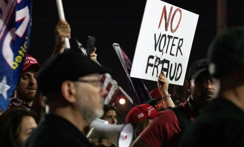 Few Arizona voter fraud cases undercut Trump's claims: AP
