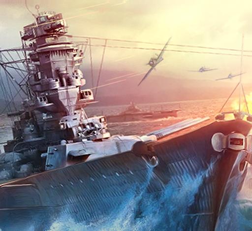 WARSHIP BATTLE3D World War II Mod Unlimited Money Download