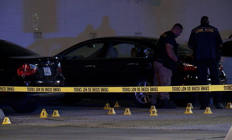 Three found shot on sidewalk in downtown Cleveland
