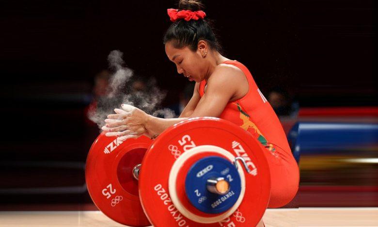 Tokyo Olympics LIVE - Mirabai Chanu Wins silver in the Women's 49kg