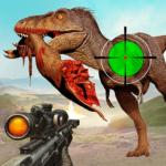 Wild Dino Hunting Sniper Shooting Simulator MOD APK 1.23