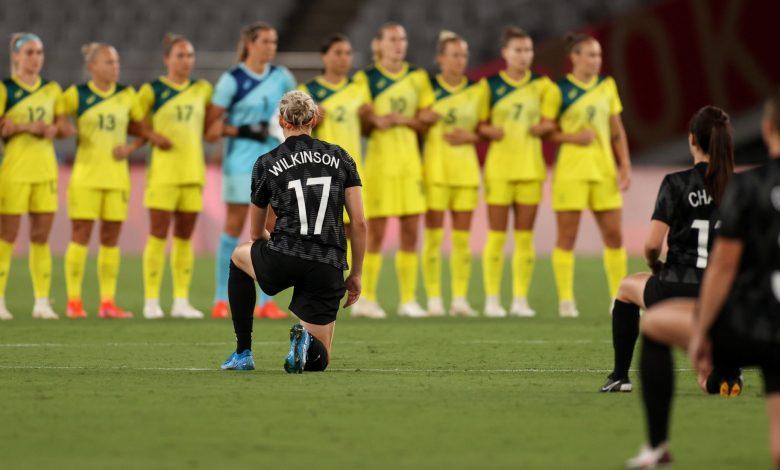 Australia v New Zealand: Women