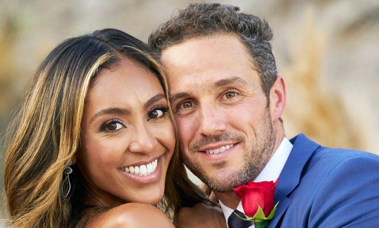 Bachelorette Tayshia Adams and Zac Clark's Relationship Timeline