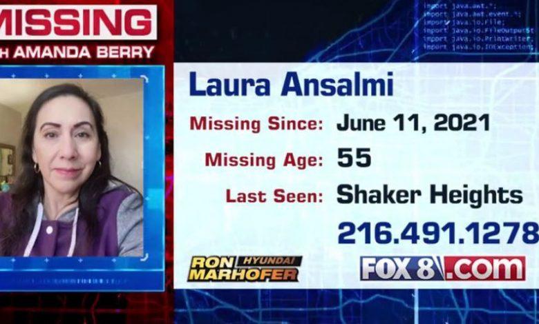 Missing: Laura Ansalmi