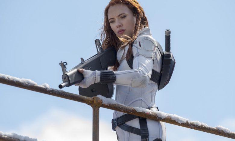Scarlett Johannson Sues Disney Over Botched 'Black Widow' Disney+ Release