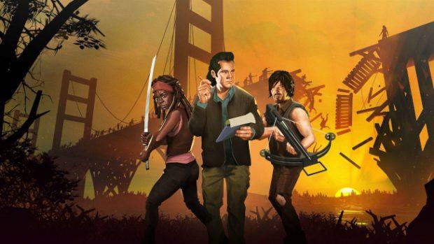 Walking Dead Zombies, Bridge Building, And Steampunk Mechs All In This Week's EGS Offerings