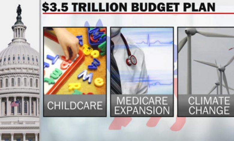 Senate Democrats unveil $3.5 trillion budget agreement