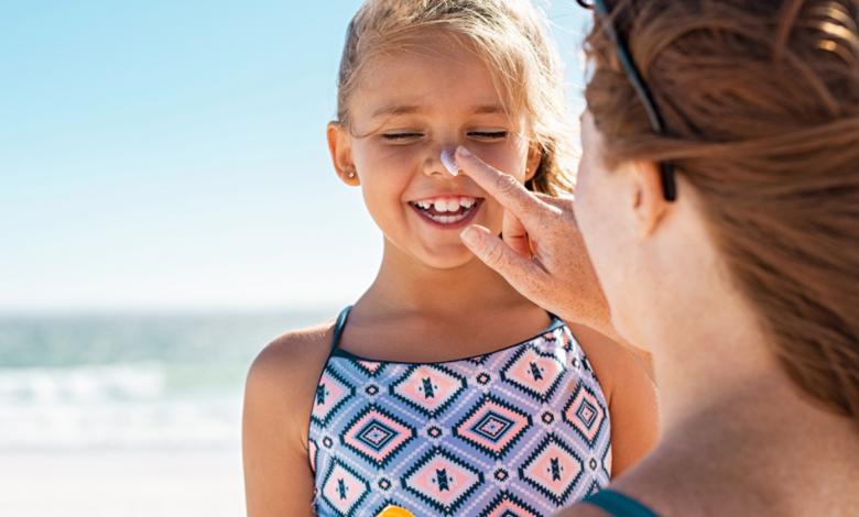Sunburn and Allergic Contact Dermatitis