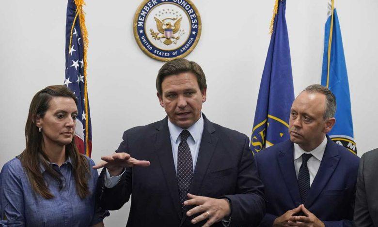 DeSantis presses Biden to help keep internet flowing in Cuba