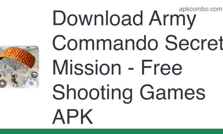 Download Army Commando Secret Mission