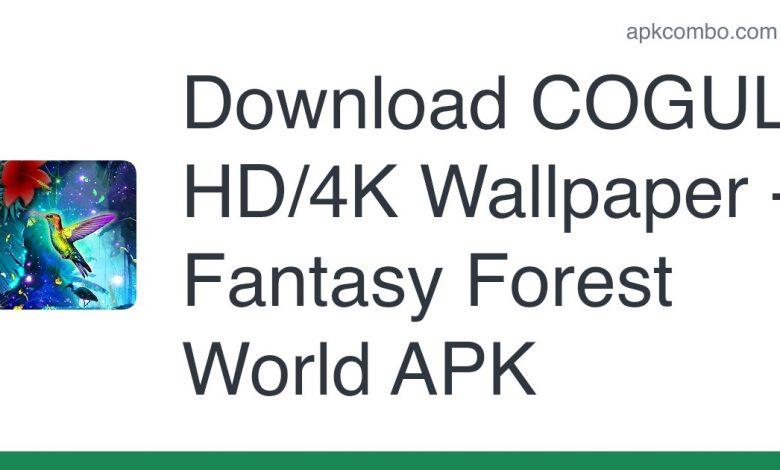 [Released] COGUL HD/4K Wallpaper - Fantasy Forest World