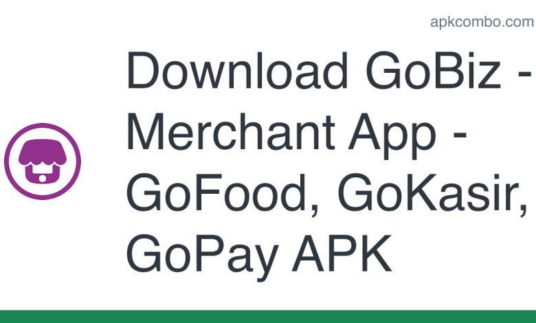 Download GoBiz - Merchant App