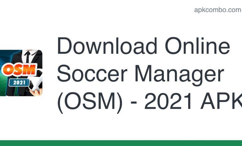 Download Online Soccer Manager (OSM)