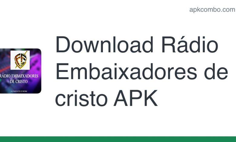 [Released] Rádio Embaixadores de cristo