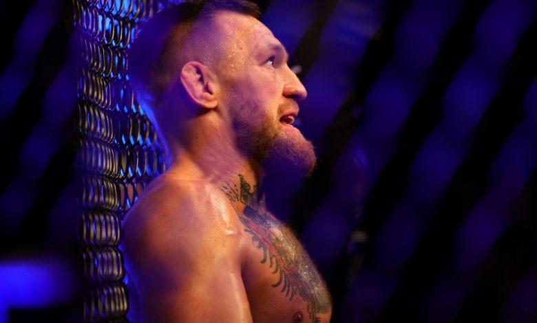 Conor McGregor coach reveals training injury before leg break