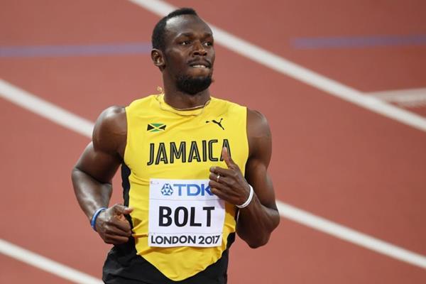"""Usain Bolt slams racist abuse of England trio as """"horrifying"""""""