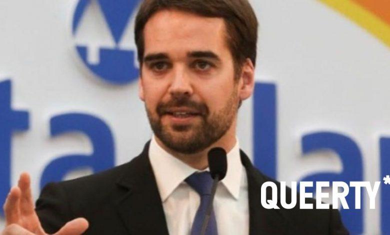 Brazilian presidential hopeful Eduardo Leite comes out as gay / Queerty