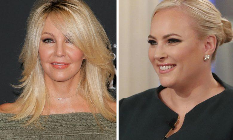 Heather Locklear leads Meghan McCain-EP'd Lifetime movie