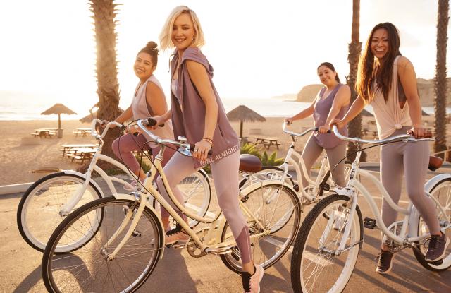 Kate Hudson Fabletics Girl Up Campaign