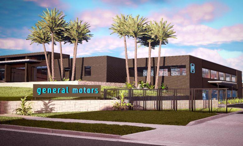 General Motors To Build $71 Million Advanced Design Center In Pasadena – CBS Los Angeles