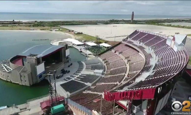 Live Music Returns To Northwell Health At Jones Beach Theater – CBS New York