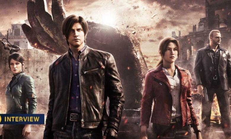 Infinite Darkness Director Talks Series Canon, New Characters, Season 2 Hopes