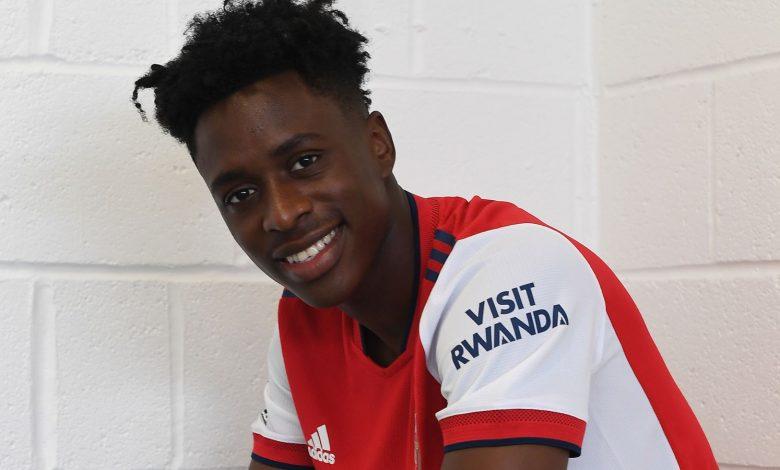 Albert Sambi Lokonga: Arsenal's new transfer signing backed for big things in Premier League   Football News