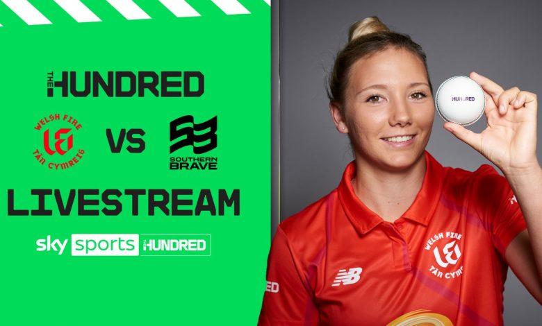 Watch Fire vs Brave LIVE!   Cricket News