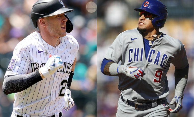 Mets may pursue Trevor Story, Javier Baez at MLB trade deadline