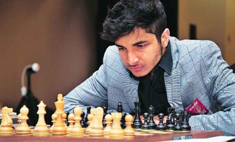 Vidit Santosh Gujrathi registered a 2-0 win
