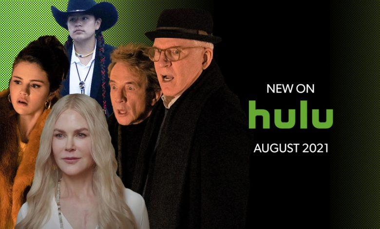 New on Hulu August 2021
