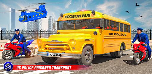 [Released] Police Prisoner Transport: New Prison Escape Game