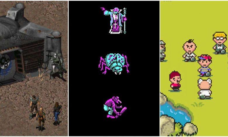 10 RPGs Just As Hard As Shin Megami Tensei 3: Nocturne
