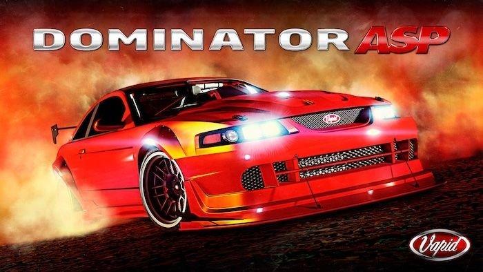 Grab the Vapid Dominator ASP in GTA Online This Week