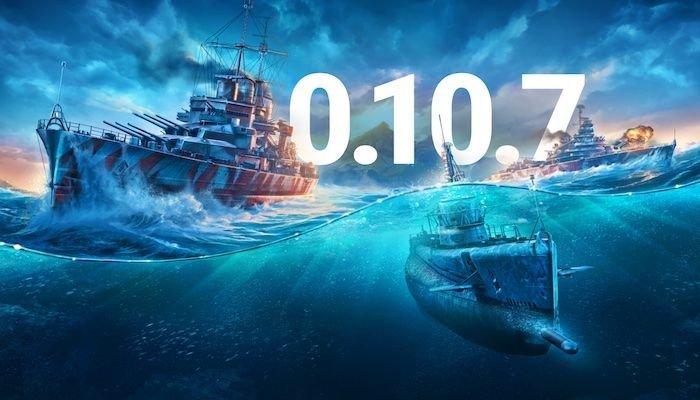 World of Warships Ranked Battles Gets Submarines